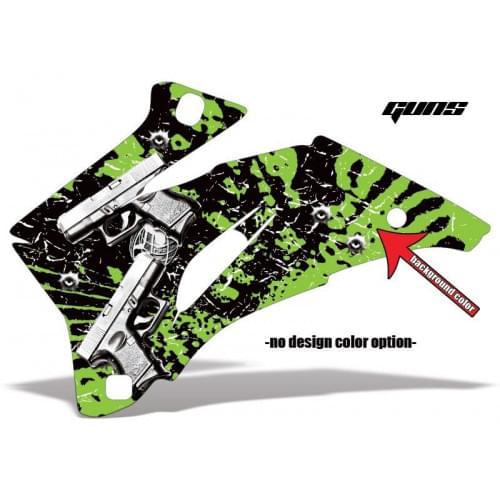 Комплект графики AMR Racing Guns (ОUTLANDER MAX G1)