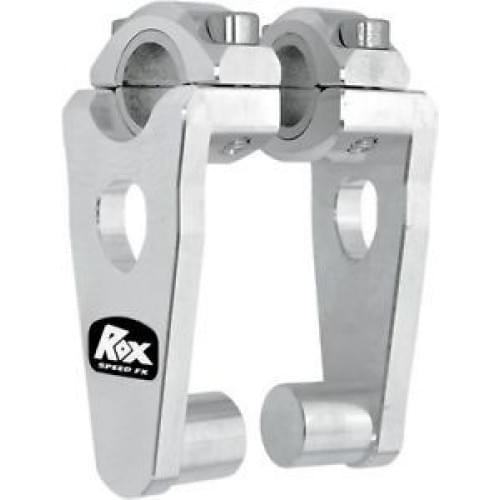 "Проставка руля квадроцикла 7,62см ROX 3 1/2"" Pivoting Bar Risers for 7/8"" OR 1 1/8"" 44-83480"