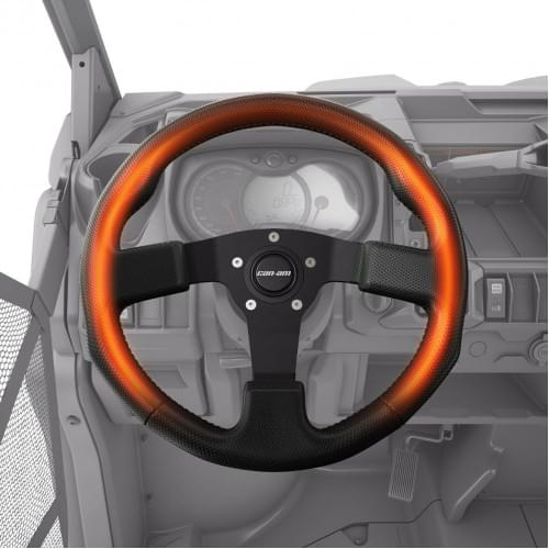 Спортивный руль с подогревом для Can am Maverick Trail, Maverick Sport, Maverick Sport MAX 715004283